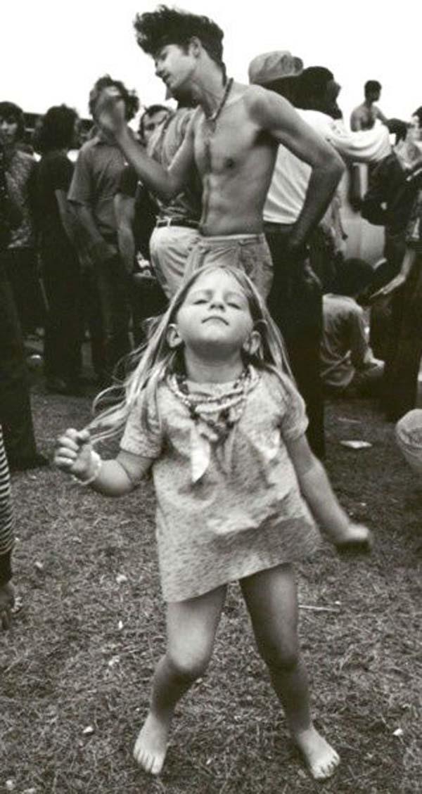 niña baila