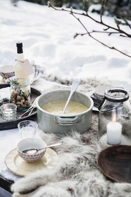 comida de invierno